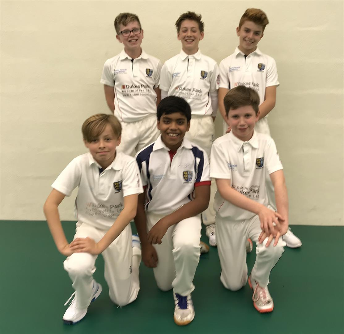INDOOR MALDON/WOODHAM  U13